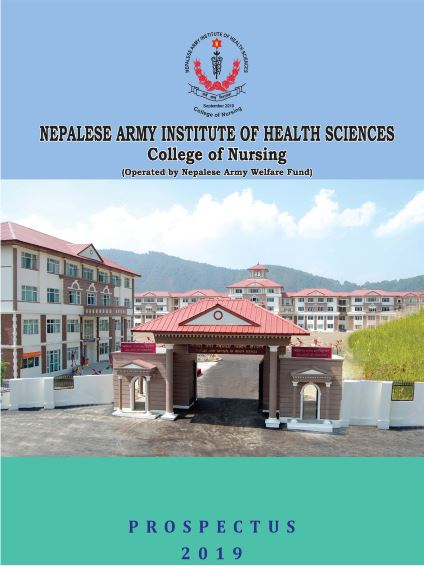 Brochure College of Nursing